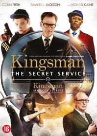 Inlay van Kingsman: The Secret Service