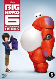 Inlay van Big Hero 6