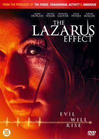 Inlay van The Lazarus Effect