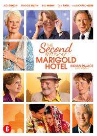 Inlay van The Second Best Exotic Marigold Hotel