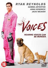 Inlay van The Voices