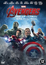 Inlay van Avengers: Age Of Ultron