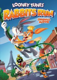 Inlay van Looney Tunes: Rabbit's Run