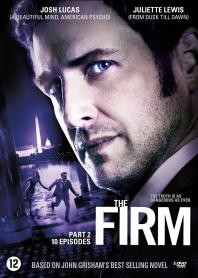 Inlay van The Firm, Seizoen 1 Deel 2