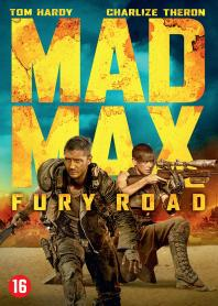 Inlay van Mad Max: Fury Road
