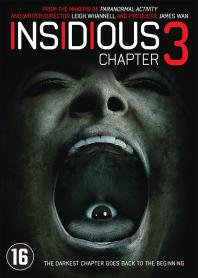 Inlay van Insidious Chapter 3