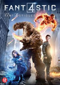 Inlay van Fantastic 4