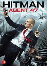 Inlay van Hitman: Agent 47
