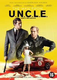 Inlay van The Man From U.n.c.l.e.