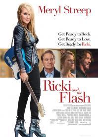 Inlay van Ricki And The Flash