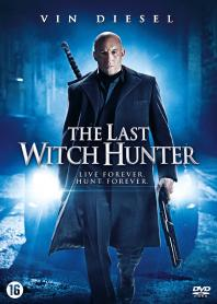Inlay van The Last Witch Hunter
