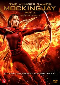 Inlay van The Hunger Games: Mockingjay, Part 2