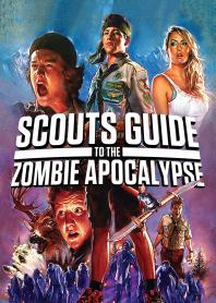 Inlay van Scouts Guide To The Zombie Apocalypse