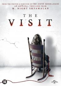 Inlay van The Visit