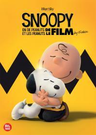 Inlay van Snoopy En De Peanuts - De Film