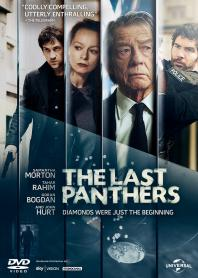 Inlay van The Last Panthers, Seizoen 1