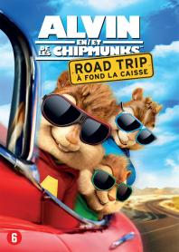 Inlay van Alvin And The Chipmunks: The Road Chip