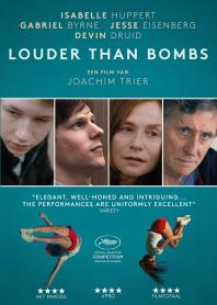 Inlay van Louder Than Bombs