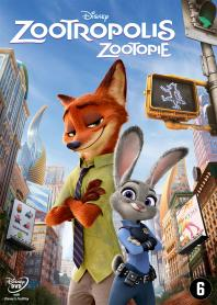 Inlay van Zootropolis