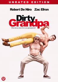 Inlay van Dirty Grandpa