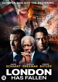 Inlay van London Has Fallen