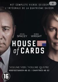 Inlay van House Of Cards, Seizoen 4