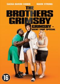 Inlay van The Brothers Grimsby