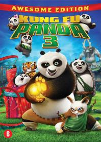 Inlay van Kung Fu Panda 3