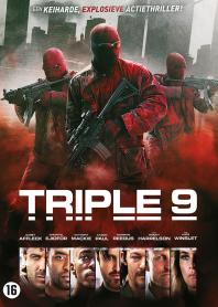 Inlay van Triple 9