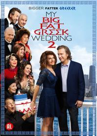 Inlay van My Big Fat Greek Wedding 2