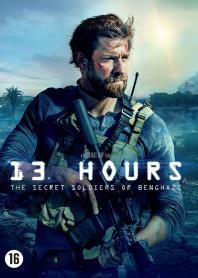 Inlay van 13 Hours: Secret Soldiers Of Benghazi