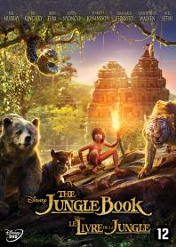 Inlay van The Jungle Book