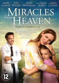 Inlay van Miracles From Heaven