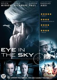 Inlay van Eye In The Sky