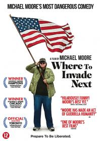 Inlay van Where To Invade Next