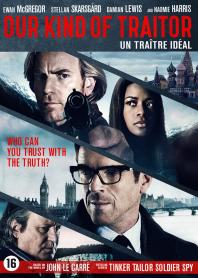 Inlay van Our Kind Of Traitor