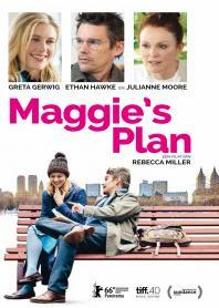 Inlay van Maggie's Plan