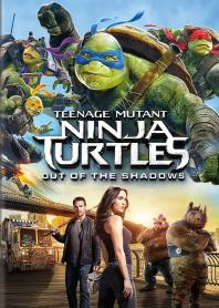 Inlay van Teenage Mutant Ninja Turtles 2: Out Of The Shadows