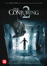 Inlay van The Conjuring 2: The Enfield Poltergeist