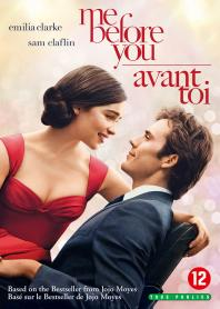 Inlay van Me Before You