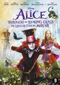 Inlay van Alice Through The Looking Glass