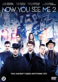 Inlay van Now You See Me 2