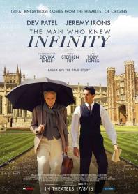 Inlay van The Man Who Knew Infinity