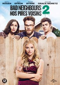 Inlay van Bad Neighbours 2