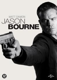 Inlay van Jason Bourne