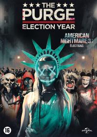 Inlay van The Purge 3: Election Year