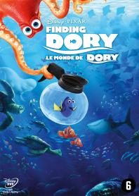 Inlay van Finding Dory