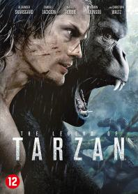 Inlay van The Legend Of Tarzan