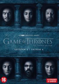 Inlay van Game Of Thrones, Seizoen 6