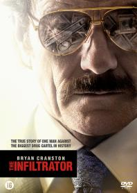 Inlay van The Infiltrator